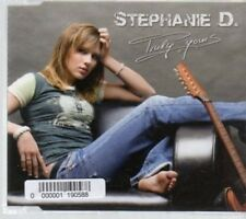 (AU938) Stephanie D, Truly Yours - 2005 CD