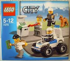 LEGO CITY Police 7279 Police Minifigure Collection