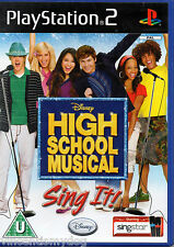 High School Musical Sing It (Playstation 2) ps2