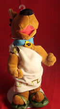 SCOODY-DOO ROMAN TOGA-BEANIE-PLUSH-NEW/TAGS-WARNER BROS STORE-WREATH-TOGA-SANDAL