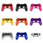 Gamepad Controller Housing Shell W/Buttons Kit for PS4 Handle Cover Case NJ