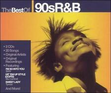 Best of the 90's R&B by Various Artists (CD, Oct-2004, BMG Special Products)