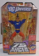 DC Universe: Omac Action Figure (2010) Mattel New Unopened