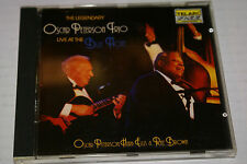 Vintage Oscar Peterson Trio Live at the Blue Note CD Telarc Jazz Fast Shipping!!