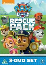 Paw Patrol: Rescue Pack [DVD]