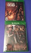 The Walking Dead Seasons 1 & 2 Combo Pack for Xbox One NEW