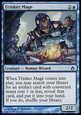 MTG 2x TRINKET MAGE - MAGO DEI GINGILLI - SOM - MAGIC