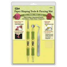 Paper Blossoms TOOLS and Piercing MAT KIT by  Mcgill