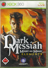 Dark Messiah of Might and Magic-élément (x-box360)