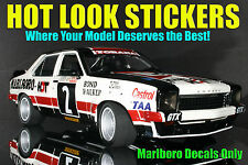 1:18 Bond Walker MISSING Vinyl Decals 1975 Bathurst 3RD L34 HDT Torana Classic
