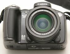 Canon Power Shot S5 IS in Perfect Working Order w/USB Cord,Case and Instructions