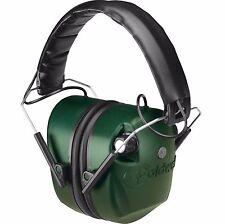 Electronic Ear Muffs Shooting Range Hearing Protection Gun Noise Block Earmuffs