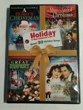 Holiday Collector's Set, Vol. 12 (DVD, 2012) Christmas Movies Bonus 20 Songs New