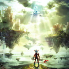 E3 2015 * RODEA The Sky Soldier ART PRINT Nintendo Game WII U 3DS SWAG 17x11""