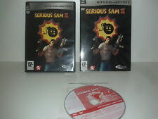 SERIOUS SAM II 2  -- PC --