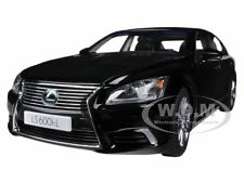 LEXUS LS600hL BLACK 1/18 DIECAST CAR MODEL BY AUTOART 78842