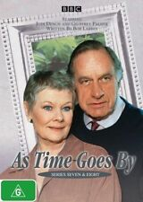 As Time Goes By : Series 7-8 [ 2 DVD Set], Region 4, Like New, Fast Post...6428