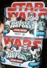 STAR WARS GALACTIC HEROES ARF TROOPER, COMMANDER FIL ,