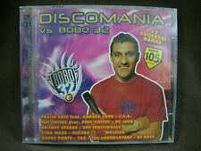 DISCOMANIA VS. BOBO 32 - 2 CD BRAND NEW NUOVO SIGILLATO  CD