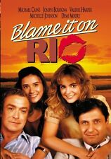 Blame It On Rio DVD