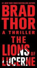 The Lions of Lucerne by Brad Thor (2014, Paperback)