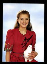 Stefanie Hertel Autogrammkarte Original Signiert ## BC 78403
