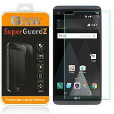 3X SuperGuardZ® Tempered Glass Screen Protector Guard Shield Cover For LG V20