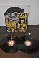 2 LP 33 LMT EDT IRON MAIDEN WOMEN IN UNIFORM TWILIGHT ZONE UK EMI 1990 APRIBILE