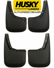 HUSKY Mud Guards Flaps for 07-14 CHEVY SILVERADO 1500 2500 3500 HD Front & Rear