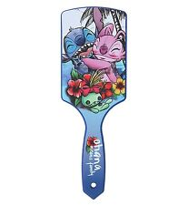 Disney Lilo & Stitch ANGEL HUG LARGE PADDLE HAIR BRUSH Officially Licensed New