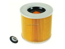 Karcher Wet and Dry A2234PT A2901 F WD3.500 P Vacuum Cleaner Filter Cartridge