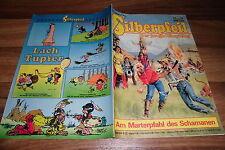 SILBERPFEIL der JUNGE HÄUPTLING # 384 -- am MARTERPFAHL d. SCHAMANEN / 1.1.1979