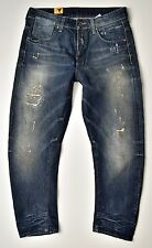 G-STAR RAW - A Crotch 3D Loose Tapered Used Vintage Look Jeans W31 L30 Neu !!!