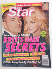 Star Magazine K.Fed Tell-All Book Brit's Dark Secrets Why Vince Ditched Jen 2006