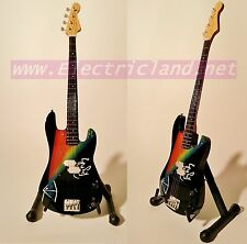 Mini Guitar ROGER WATERS Pink floyd jazz Bass DARK SIDE OF chitarra GITARREN