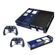 For Playstation Xbox ONE Console & 2 Controllers Decal Cover Skin Stickers Decor
