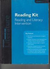 Pearson Reading Kit Gr 7 Reading & Literacy Intervention NO WRITING! (E1-34)