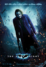 "BATMAN - THE DARK KNIGHT - MOVIE POSTER (THE JOKER - REG.) (SIZE: 27""  X 39"")"