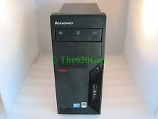 Lenovo M58p MT Mini Tower Computer Core 2 Duo E8400 Dual 3GHz 4GB 160GB DVDRW