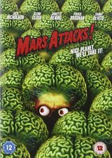 Mars Attacks! DVD Jack Nicholson, Pierce Brosnan