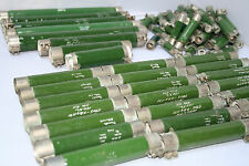 HUGE LOT RESISTORS WELWYN WIRE WOUND RESISTORS ERG MILITARY SPECS