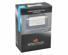 SPEKTRUM S6250 DIGITAL HV HIGH TORQUE / VOLTAGE SURFACE SERVO SPMSS6250 !!