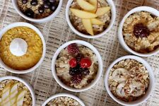Oatmeal Ebook, 468 Recipes in PDF on CD - FREE SHIPPING!