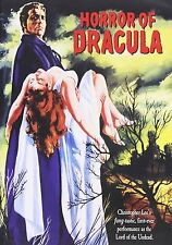 THE HORROR OF DRACULA (1958 Christopher Lee)   DVD - UK Compatible -sealed