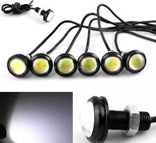 "WHITE LED BOAT PLUG LIGHT GARBOARD BRASS DRAIN 3/4"" NPT MARINE UNDERWATER FISH"