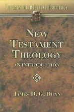 Library of Biblical Theology: New Testament Theology : An Introduction by...
