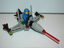 LEGO SPACE No 6824 SPACE DART 1 100% COMPLETE - 1980s