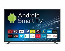 "Goodmans 65"" Android SMART 4K Ultra HD LED TV Full HD Freeview HD"