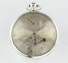 Gr. Larpent & Jürgensen B-Uhr Taschenuhr Kopenhagen 1799 Datum Zentralsekunde