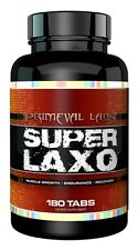 Primeval Labs Super Laxo all Natural Muscle Builder.  Bodybuilding, Nutrition